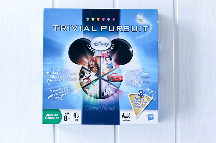 trivial pursuit disney prix dvd et questions en ligne. Black Bedroom Furniture Sets. Home Design Ideas