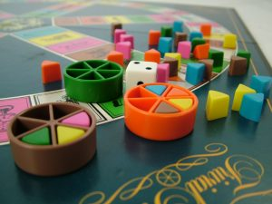 Plateau du Trivial Pursuit