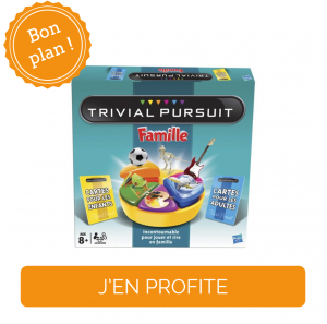 Promo Trivial Pursuit