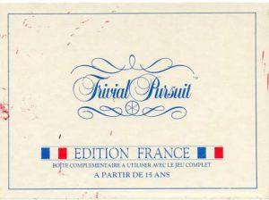 Trivial Pursuit édition France
