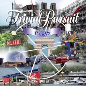 Trivial Pursuit édition Paris