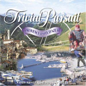 Trivial Pursuit édition Provence-Côte d'Azur