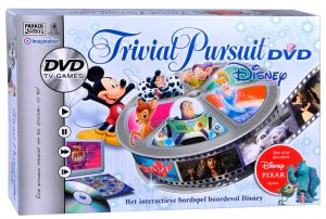 Trivial Pursuit Disney DVD