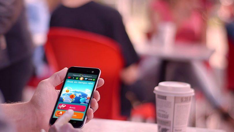 Trivial Pursuit & Friends sur mobile Android