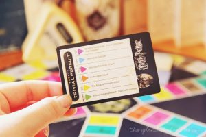 Carte Harry Potter Trivial Pursuit