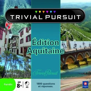 Trivial Pursuit édition Aquitaine