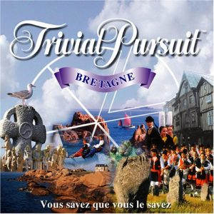 Trivial Pursuit édition Bretagne