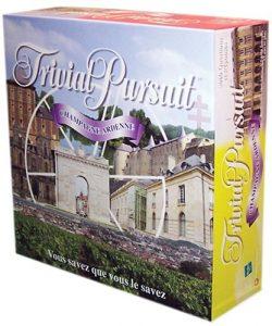 Trivial Pursuit édition Champagne Ardennes