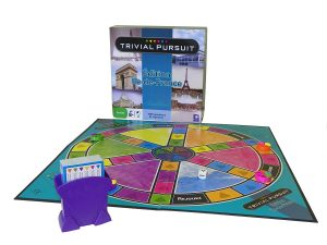 Trivial Pursuit édition Ile de France