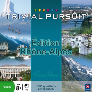 Trivial Pursuit édition Rhone Alpes