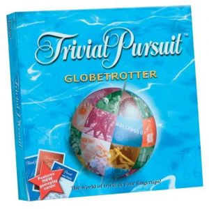 Trivial Pursuit globtrotter