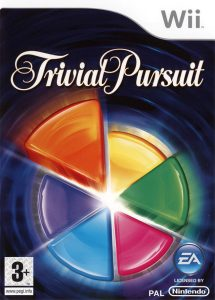 Trivial Pursuit wii