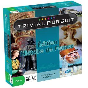 Jeu Trivial Pursuit Histoire de France